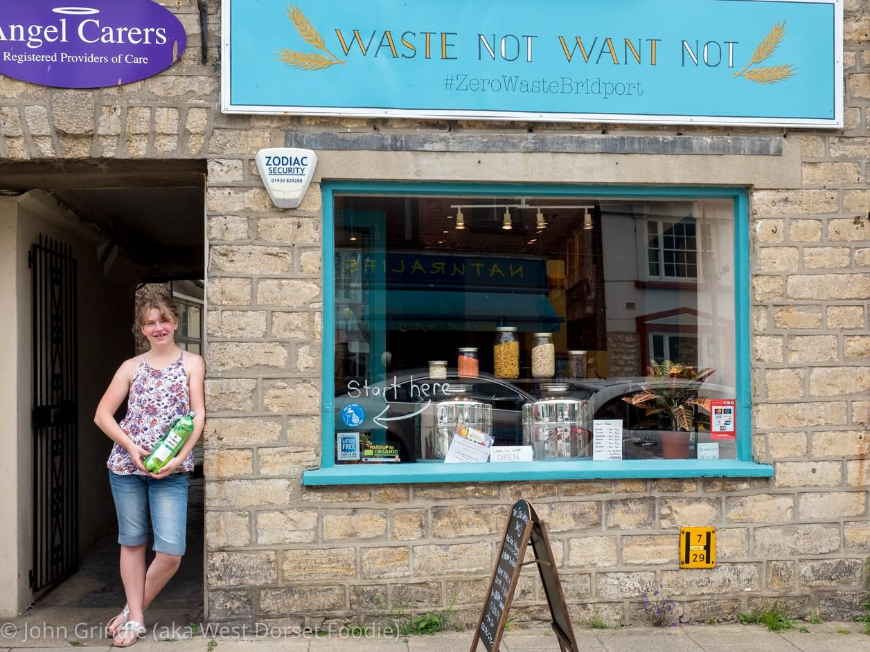 shop front view of Waste Not Want Not (EVENT 13 JUNE)
