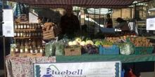 shop front view of Bluebell Organics
