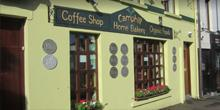 shop front view of Camphill Holywood Organic Foods