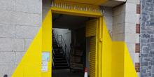 shop front view of Dublin Food Co-op