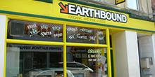 shop front view of Earthbound