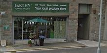 shop front view of Earthy Portobello