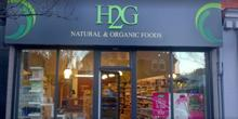 shop front view of Honest to Goodness