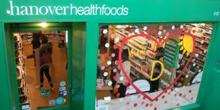 shop front view of Hanover Healthfoods