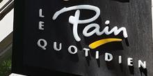 shop front view of Le Pain Quotidien