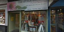 shop front view of Little London Herbal Store