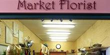 shop front view of Market Florist Brighton