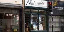 shop front view of Naturalife Wholefoods