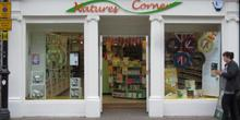 shop front view of Nature's Corner