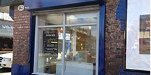 shop front view of Rose Lane Deli