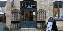 shop front view of Tabitha James Kraan Organic Hairdressing