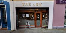 shop front view of The Ark