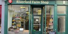 shop front view of Ben's Farm Shop