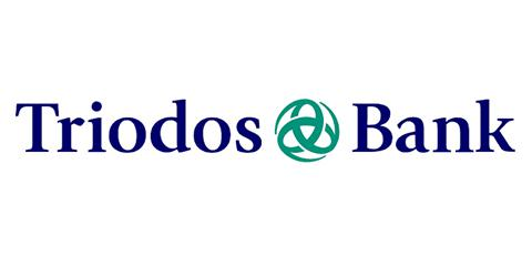 shop front view of Triodos Bank
