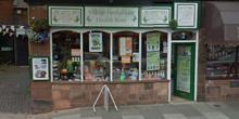 shop front view of Village Herbarium