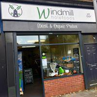 shop front view of Windmill Wholefoods